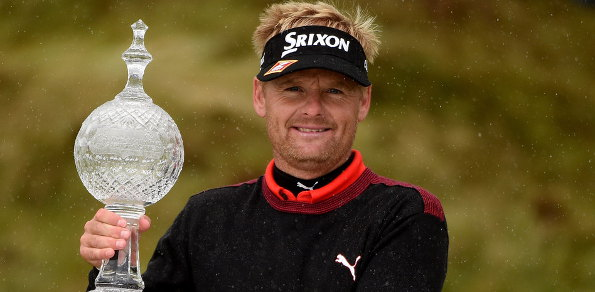 Soren Kjeldsen Irish Open
