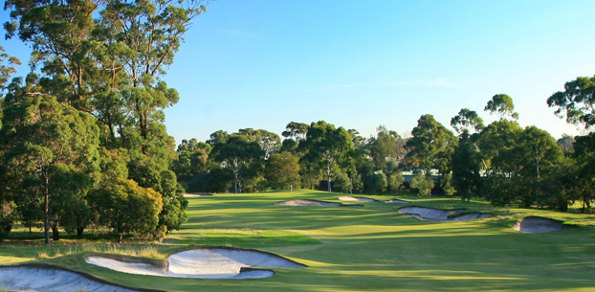 2015 Australian Masters returns to Huntingdale Golf Club