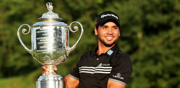 Tears of joy as Jason Day clinches his first major