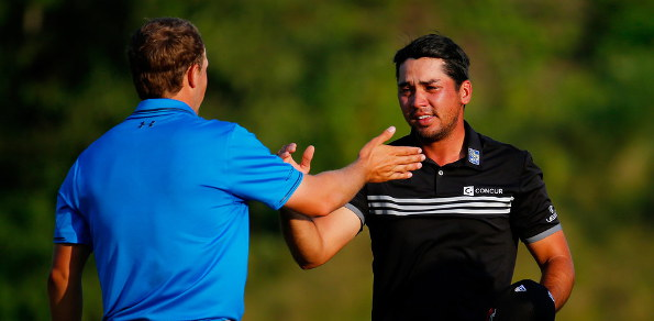 Jason Day could lose world No.1 ranking this week as he defends US PGA Championship
