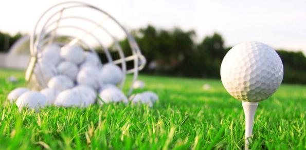Golf Generic Balls 595