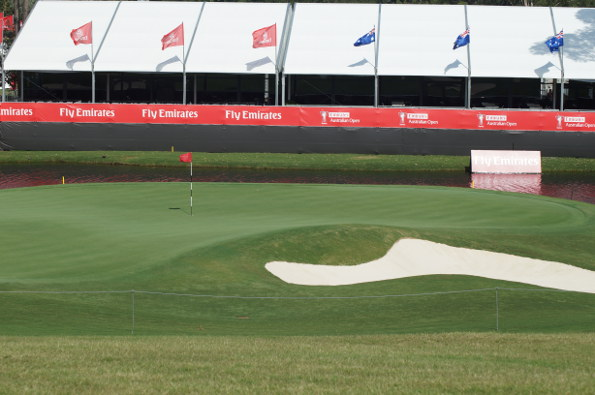 The final story will be told on the 18th green on Sunday afternoon