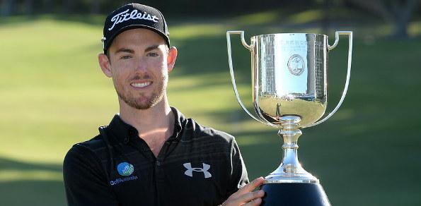 Nathan Holman PGA win