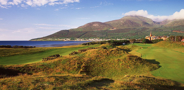 Royal County Down 595