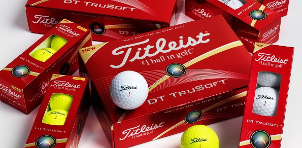 New Titleist DT TruSoft Golf Balls: Affordable and Older Golfer Friendly