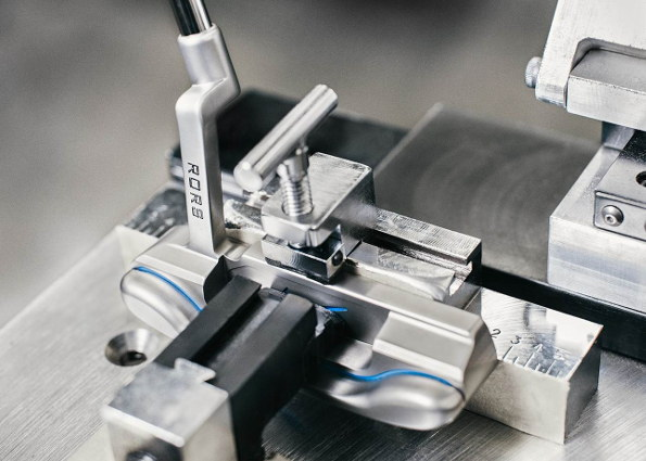 Rory McIlroy's custom-made putter