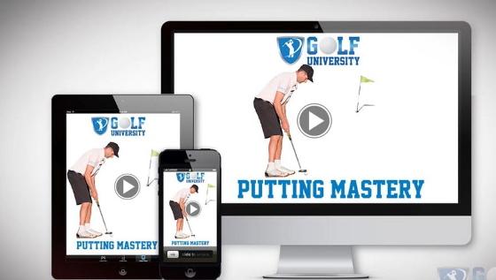 Golf University Putting Mastery 595