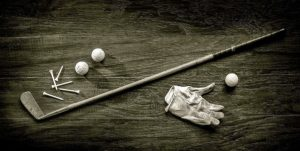 Golf equipment historical 595