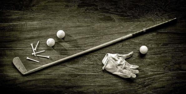 Golf equipment historical 595
