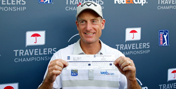 Jim Furyk 58 Record