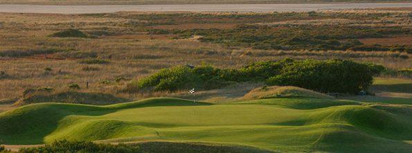 Barwon Heads Golf Club 13th Green