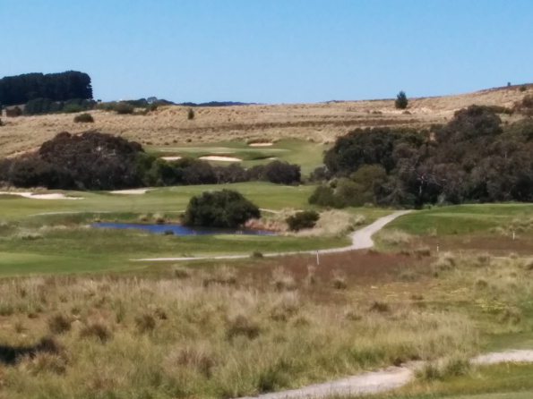 Mt Compass Golf Course