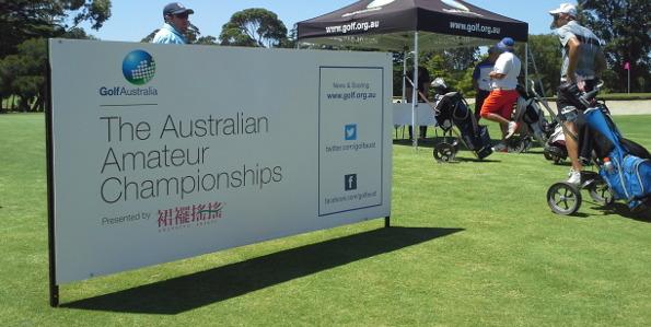 Australian Amateur Champs 2017