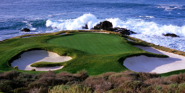 pebble beach par 3 595