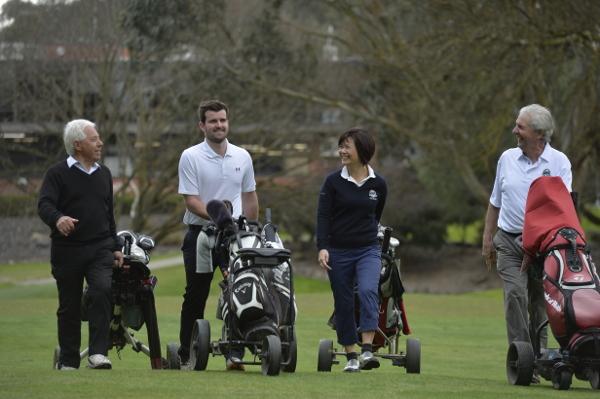 Australian golf club membership rises: new report