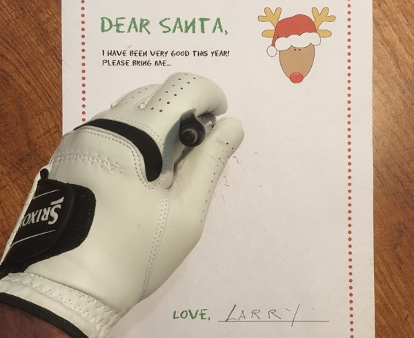 Larry Canning: All I want for a great 2019 golfing Christmas is …