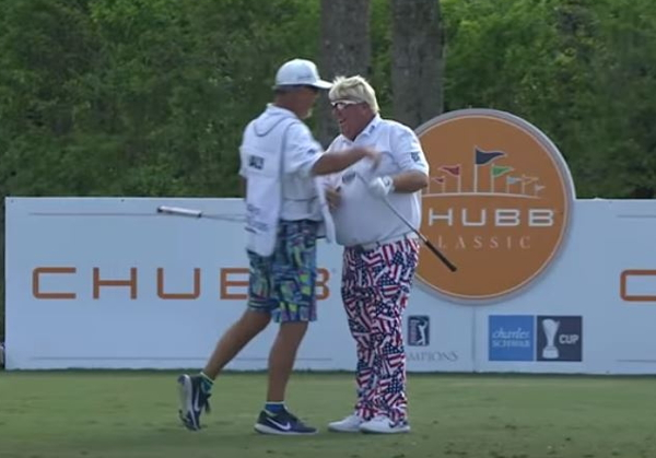 John Daly aces it on the US Champions Tour: Video