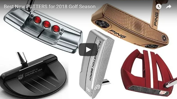 Best new putters 2018