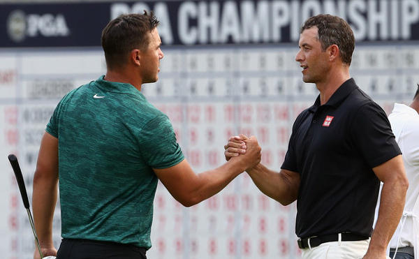 Koepka supreme as Woods and Scott surge at 2018 US PGA Championship