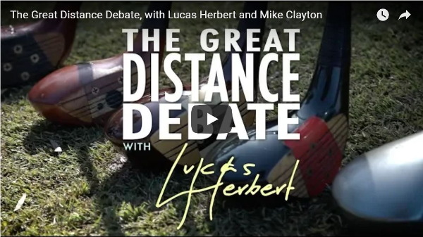 The Great Distance Debate with Lucas Herbert and Mike Clayton: Video