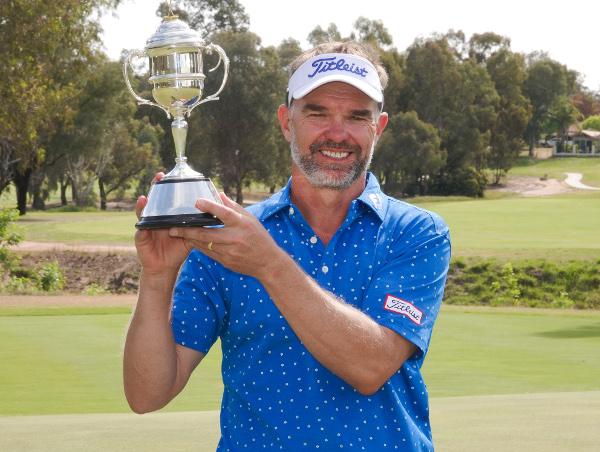 Michael Long pips Senior for debut win at NSW Senior Open