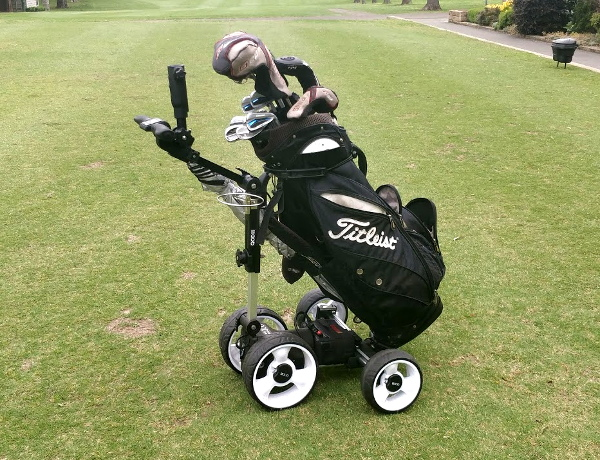 QOD electric golf buggy review: First impressions