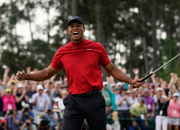 Tiger Back From Extinction With A Masters Roar Heard Around The World