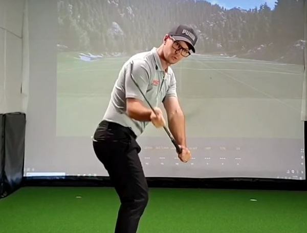 "Stop slicing the ball: The ""Pump Drill"" video from PGA Golf Tips"