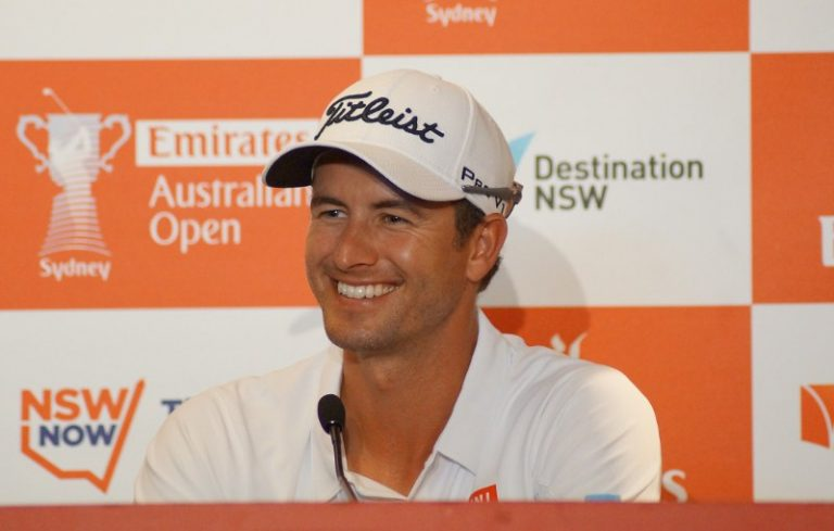 Adam Scott tests positive for Covid-19: his US Masters in doubt