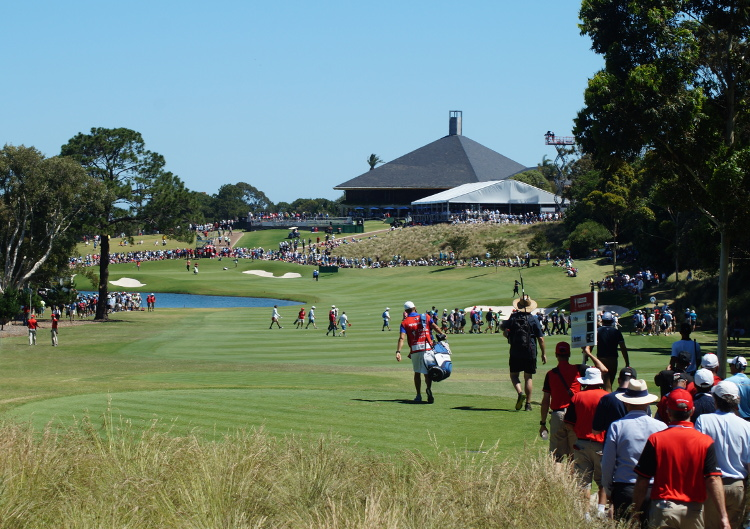 Australia's big summer golf events cancelled