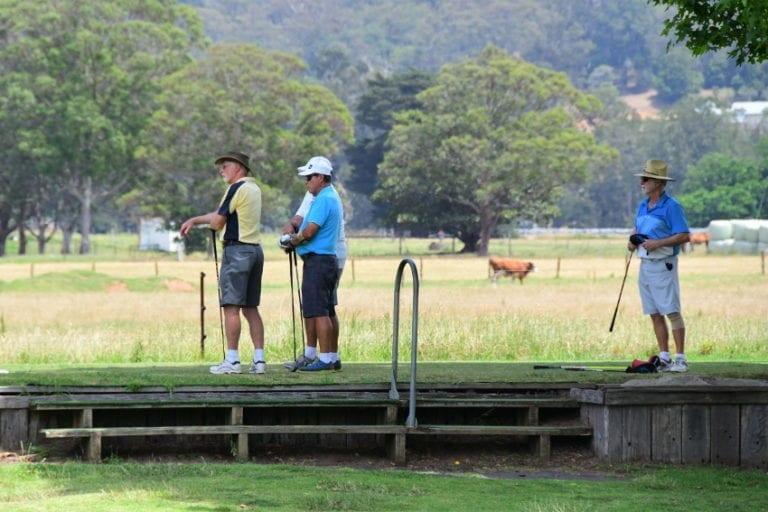 2019 Kiama Seaside and Jamberoo Valley Vets Tournament: Photo Gallery