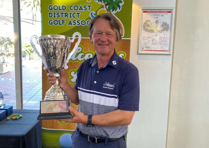 Ken Brewer golf