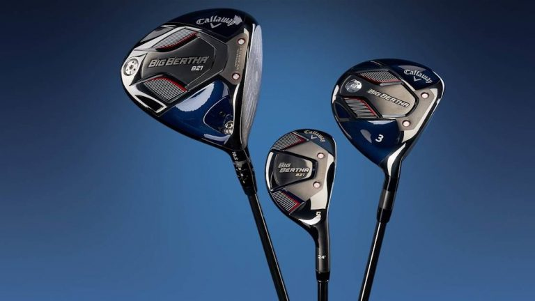 Callaway Golf launches new Big Bertha B-21 family of drivers, fairway woods, hybrids and irons