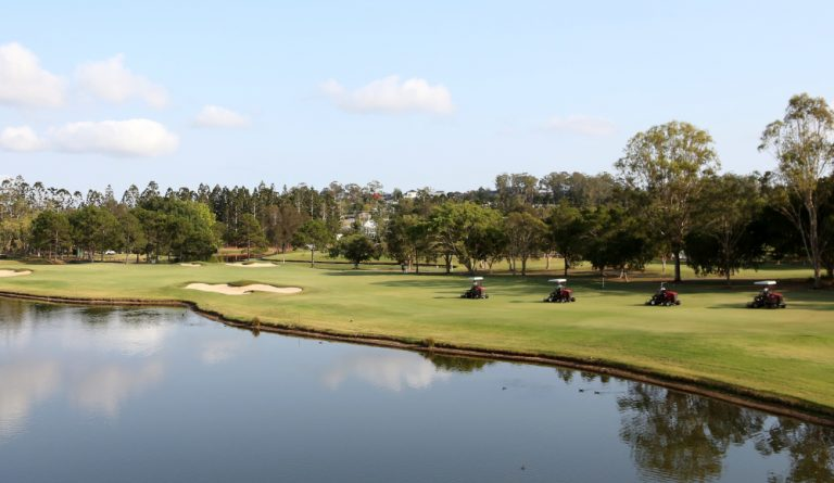 Australia's golf course superintendents among those vying for new national awards