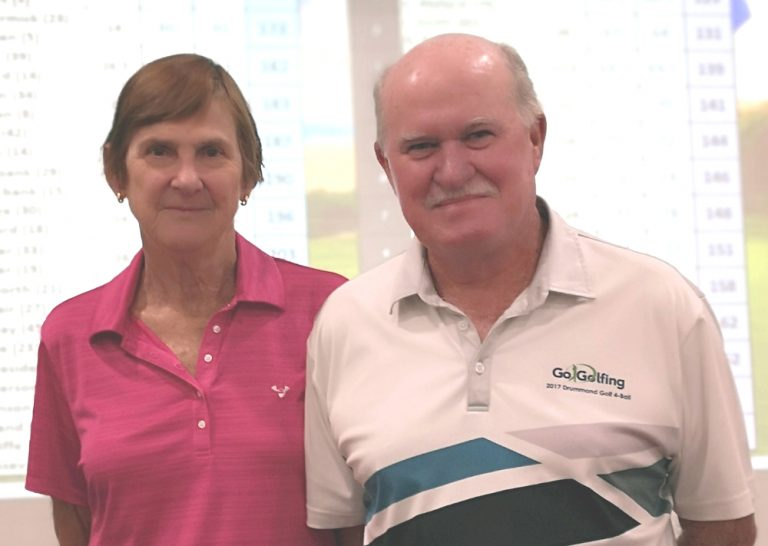 Cupples and Cupples continue their veteran golf winning ways